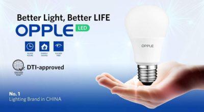 Opple led image