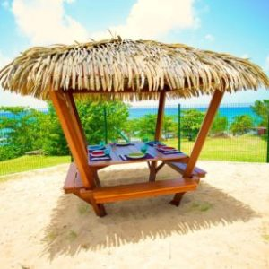 Palmex Philippines Synthetic Nipa Thatch Roof