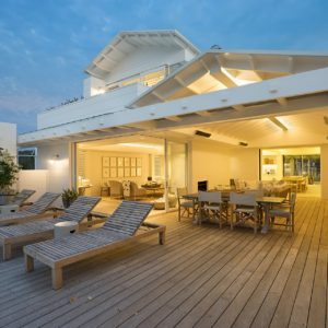 Finding the right material for your outdoor ceiling